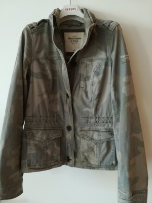 Abercrombie & Fitch Giacca multicolore