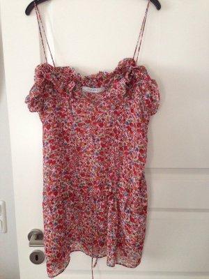 Top ärmellose Bluse von Zara Gr S