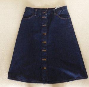 Levi's Jupe en jeans bleu