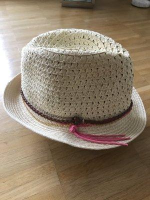 Hunkemöller Chapeau de paille brun sable