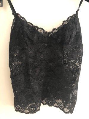 Sisley Lace Top black