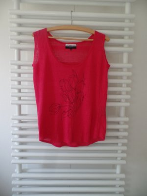 Jones Knitted Top red