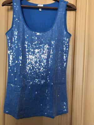Alba Moda Top bleuet