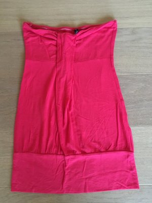 Top Bandeautop sexy pink Sommer Strand Gr. XS