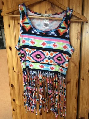 Cropped Top multicolored