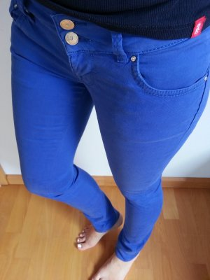 Top! Blaue Hose LTB Super Slim W 25