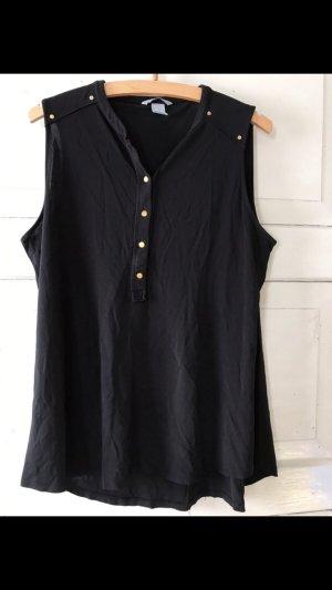 H&M Blouse sans manche noir