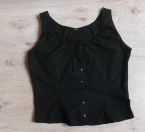 Blusa nero Cotone
