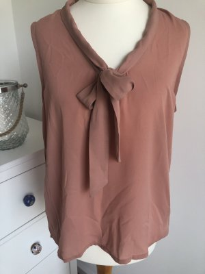 anna & ella Slip-over Blouse nude polyester
