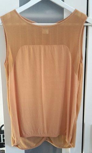 Top Bluse transparent S