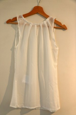 Top / Bluse Weiss