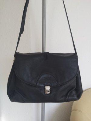 Bree Briefcase black leather