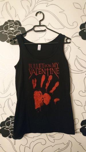 Top / Bullet for my Valentine / Merchandise / schwarz / rot