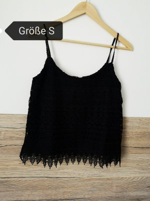 Top cropped Spitze