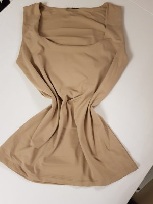 Zara Strappy Top camel