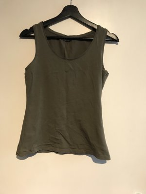 Street One Basic Top olive green