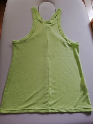 Alexander Wang Sports Tank meadow green