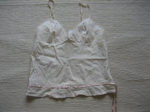 H&M Négligé blanc