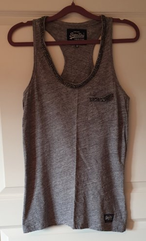 Superdry Muscle Shirt grey