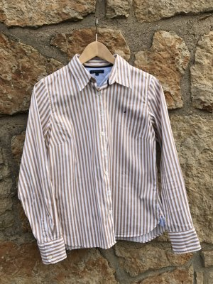 Tommy Hilfiger Shirt Blouse multicolored cotton