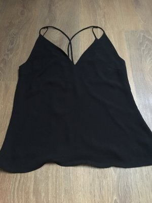 H&M Conscious Exclusive Backless Top black