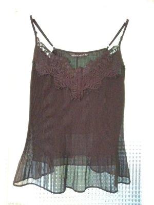Zara Lace Top black