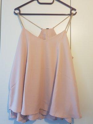 Amisu Top cream-pink