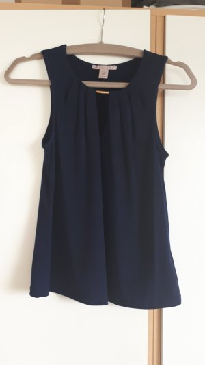 Anna Field Strappy Top dark blue