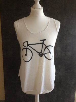 Top Fahrrad bicycle hipster Print