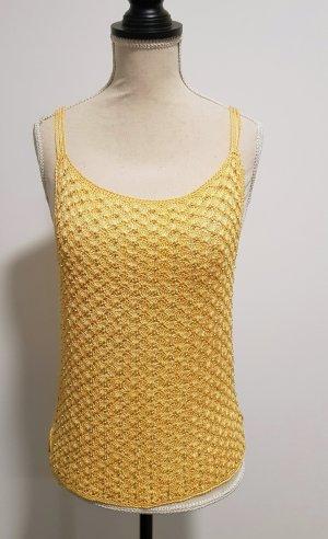 Sweatjurk geel