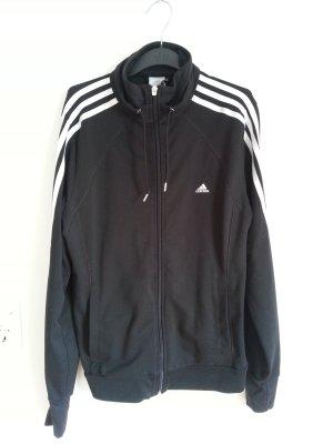 Top! Fitness Adidas Weste schwarz weiß M