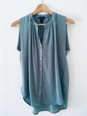 H&M L.O.G.G. Camisa de mujer multicolor