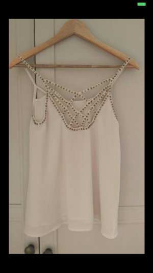 Forever 21 Rugloze top room-brons