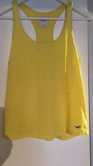 Top gelb Hollister S
