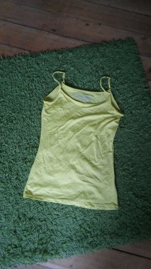 Basic Top giallo