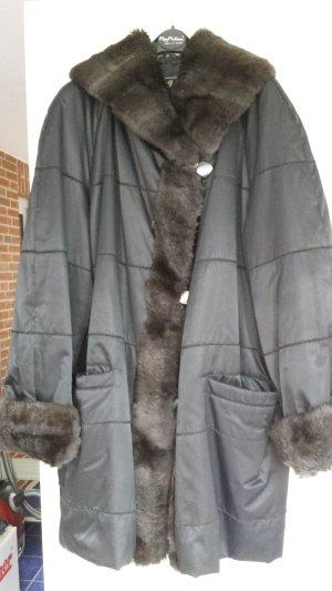 Top-Gelegenheit aus Nachlass: wetterfeste Outdoor-Jacke, Nutria-Futter (Stoll), Gr. 44
