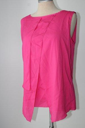 Top Gr.36 Longtop ärmellos pink neu Lagenlook
