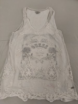 Guess Strappy Top white