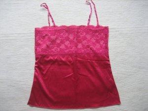 top H&M lingerie pink fuksia neuwertig gr. xs 34