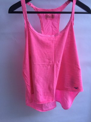 Top Hollister pink/neonpink
