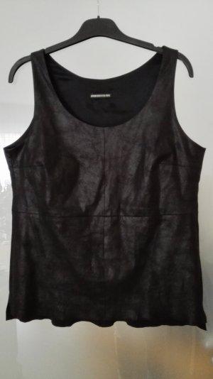 Drykorn A-lijn top zwart