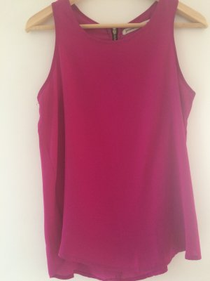 Top in Magenta von Stradivarius