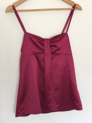 H&M Strappy Top magenta