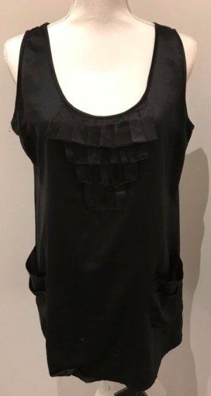 Zara Top lungo nero
