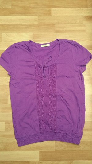 Top in violett-lila/ M/ Yessica