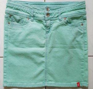 TOP Jeans Rock von edc by ESPRIT Gr. 36 MegA Farbe