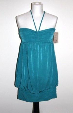 Top/Kleid in Türkis von Zara NEU mit Etikett