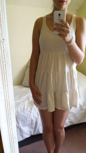 Top/Kleid nude von H&M