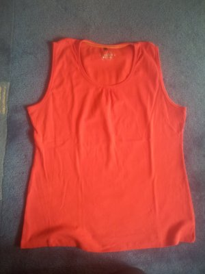 Top koralle rot Bexleys woman Gr. XL Baumwolle NEU
