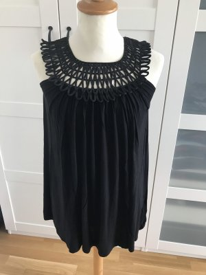 H&M Long Top black